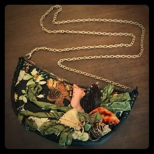 Authentic Mary Francis bag